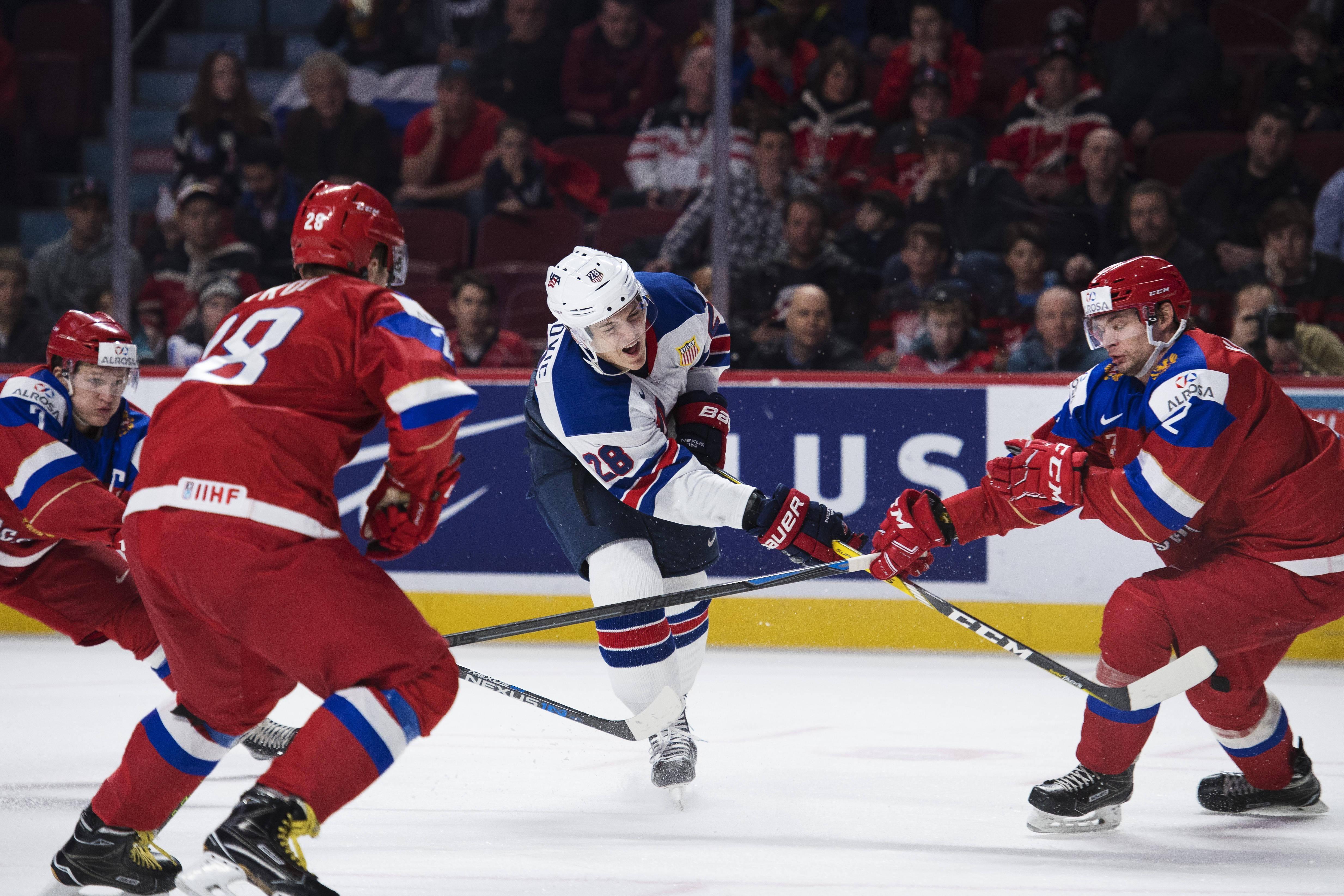 Сша 4 января россия хоккей
