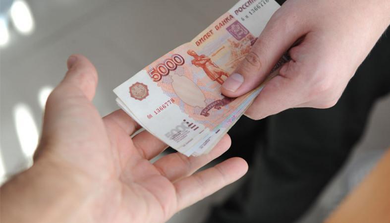 Что грозит за дачу взятки в размере 7 тыс рублей высаженный